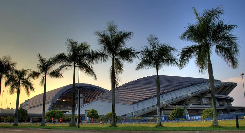 SHAH ALAM Sports Complex