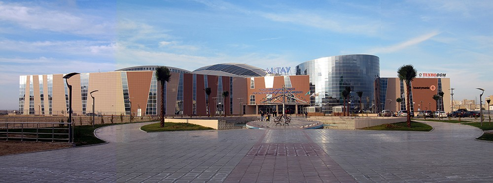 Trgovinsko-rekreativni kompleks Aktau