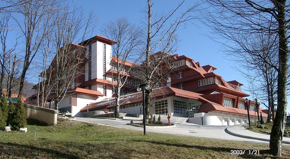 Hotelski kompleks Lazurnaja