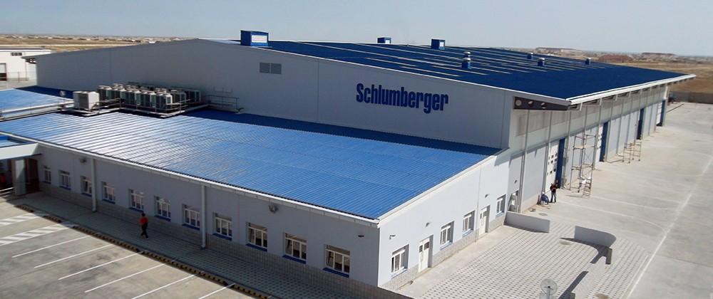 Schlumberger naftna servisna baza