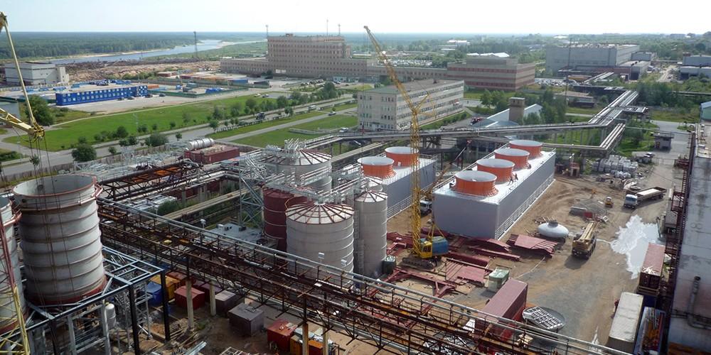 STEP – Fabrika papira, projekat razvitka i rekonstrukcije proizvodnje