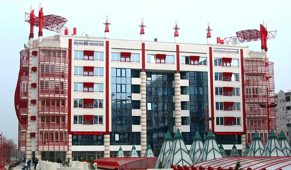 Stambeno-komercijalni kompleks YBC