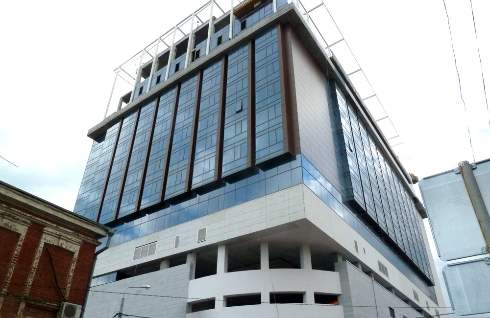 "Međunarodni kongresni centar sa hotelom ""Hyatt Regency Rostov Don-Plaza"""