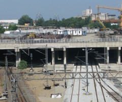Reconstruction of Capacities for Acceptance, Dispatch and Traffic Control in the Railway Station Belgrade Center – Phase 1