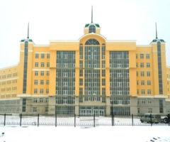 Gazprom Transgaz Office Building Ukhta