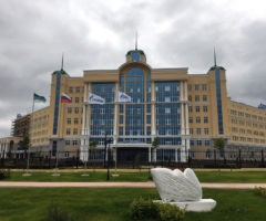 Administrativni objekat Gazprom Transgaz Uhta