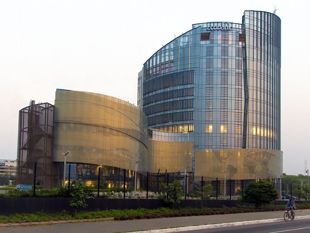 Administrativni objekat Ecobanke