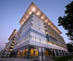 Blue Center Office Building