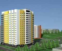 Residential Building 5th microdistrict, Ezhva District