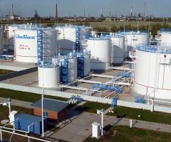 Реконструкция нефтебазы с резервуарами Северни промышленни район,  г. Павлодар