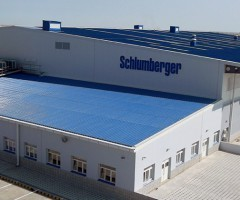 Schlumberger Oilfield Services Facility