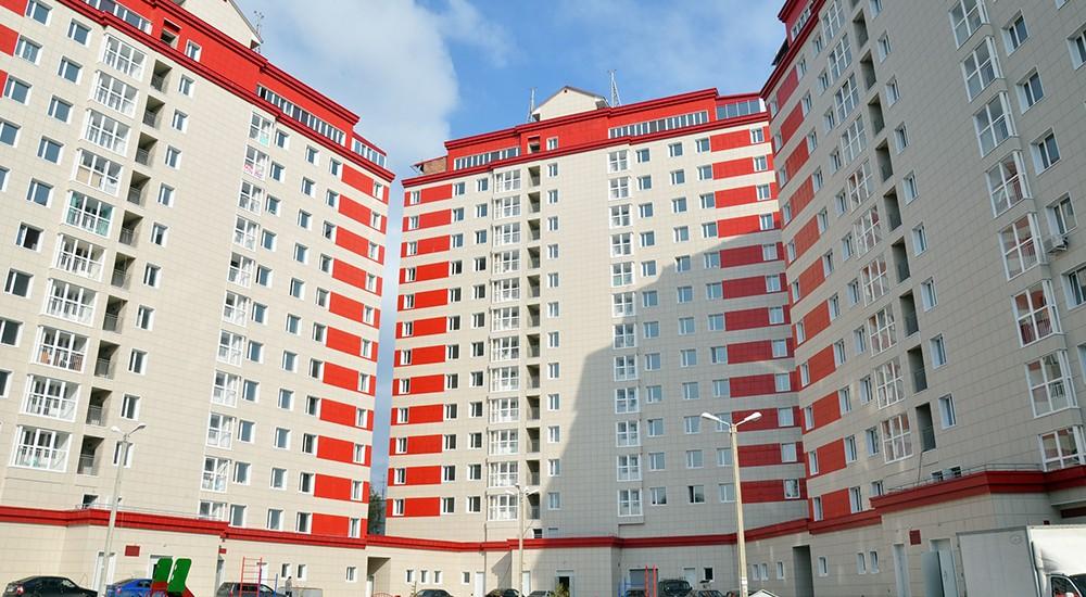 Многоквартирный жилой дом Сыктывкар