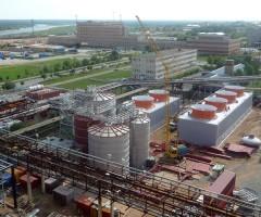 STEP – Бумажная фабрика, проект развития и реконструкции производства