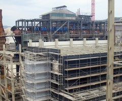Реконструкция медеплавильного комбината РТБ Бор
