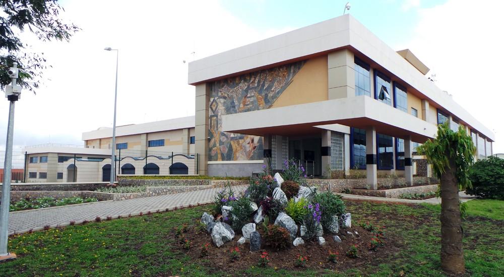 Bank of Ghana Cash Processing Centre