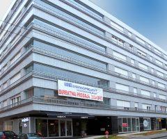 Stambeno poslovni objekat u ulici Cara Nikolaja II br.75-77 na Vračaru, Beograd