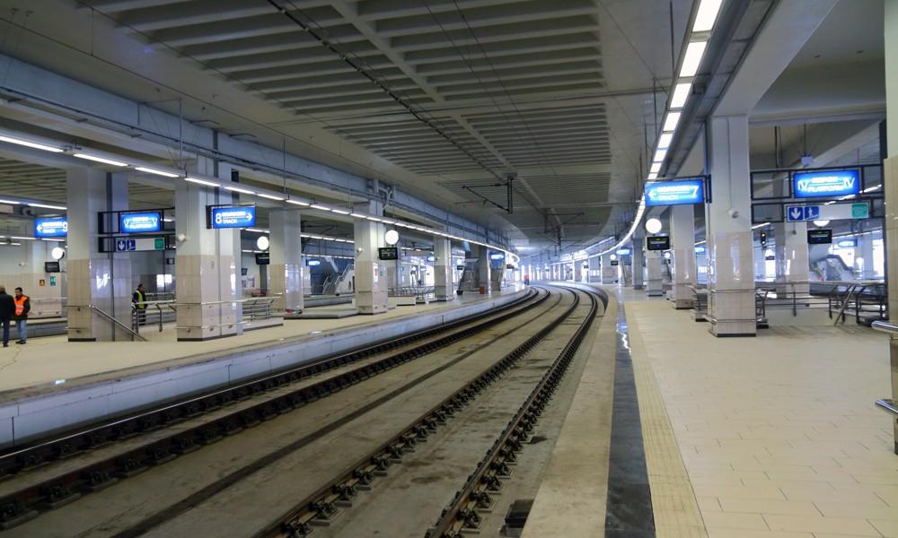 Rekonstrukcija kapaciteta za prijem, otpremu i upravljanje saobraćajem vozova u železničkoj stanici Beograd Centar – Faza I