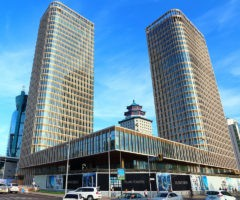 "Multifunctional Complex ""Talan Towers"" – The Ritz-Carlton Hotel"